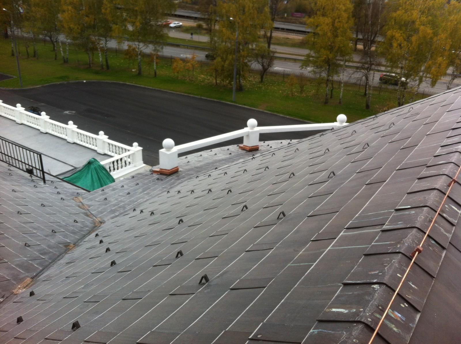 Крыши как укладывать теплоизоляцию